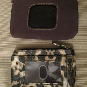 Wallets Changr Purse Makeup Case Jewelry Case